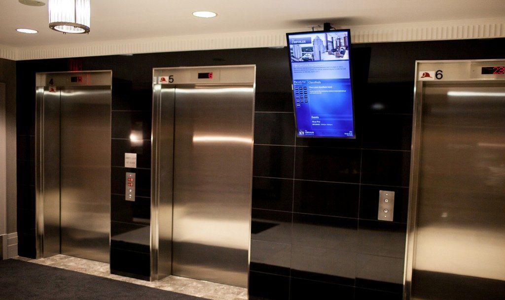 hotel elevador