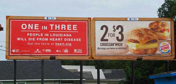 concorrencia de anuncios